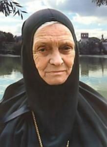 Игумения Смоленского Новодевичьего монастыря Серафима (Черная)